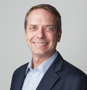 Picture of Evolv CFO Stephen Love