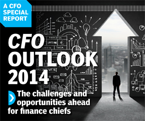 Special Report on finance executives' outlook for the new year.