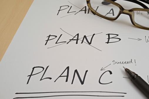 strategic option plan B