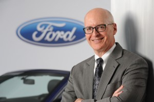 Ford CFO Bob Shanks