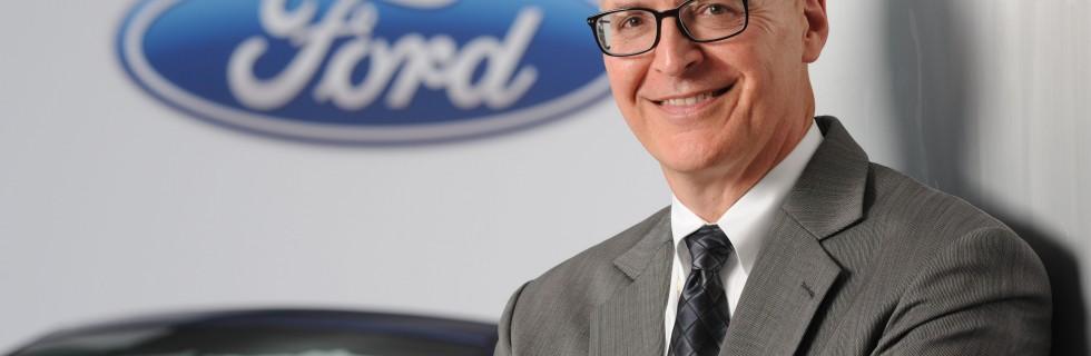 Ford CFO Bob Shanks