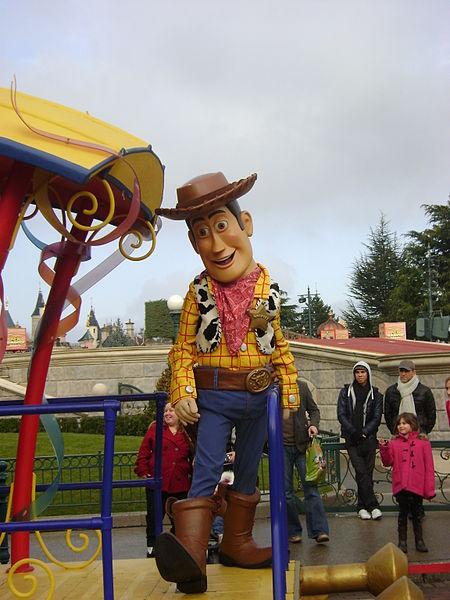 Disney CFO: Part Sheriff Woody, Part Scrooge McDuck