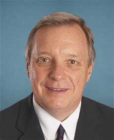 Sen. Dick Durbin, Democrat of Illinois