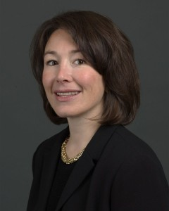 Oracle's new co-CEO, Safra Catz.