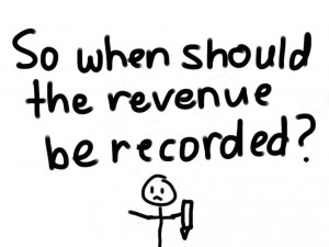 when should revenue