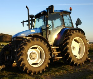 Modern-tractor