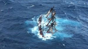 Bounty Sinking