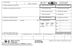 Form_W-2,_2006