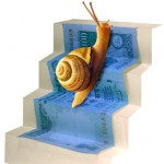 snail's pace