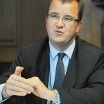 Betrand Badré, CFO of the World Bank