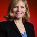 Sandra Rowland, new CFO of Harman International Industries.