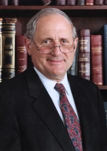 Democratic Senator Carl Levin of Michigan