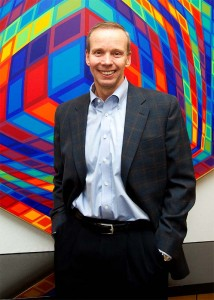 Tom Sweet has nine months under his belt as Dell CFO.