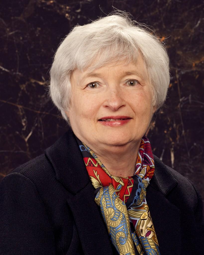Fed Chair Janet Yellen