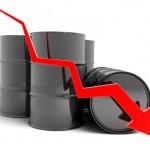 oil falling price