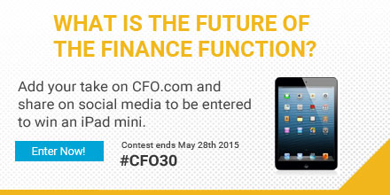 CFO 30th Anniversary