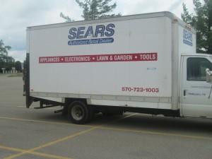 Sears Truck
