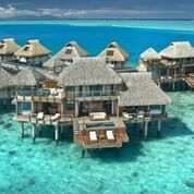 The Hilton Bora Bora