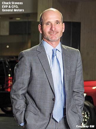 General Motors Chuck Stevens CFO