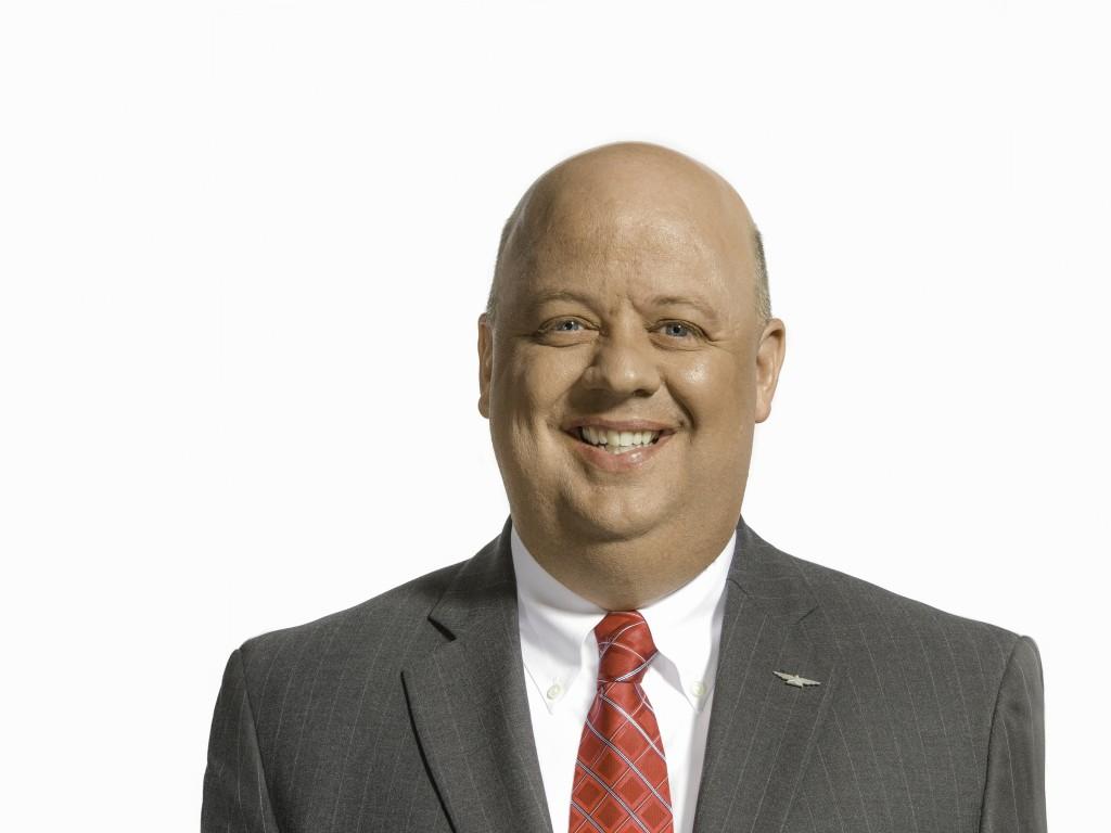 Delta CFO Paul Jacobson