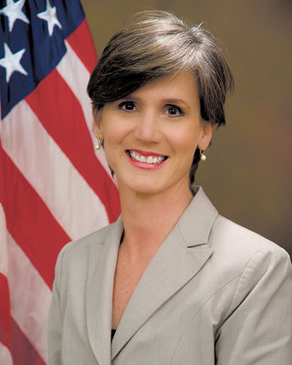 Sally Yates, DOJ