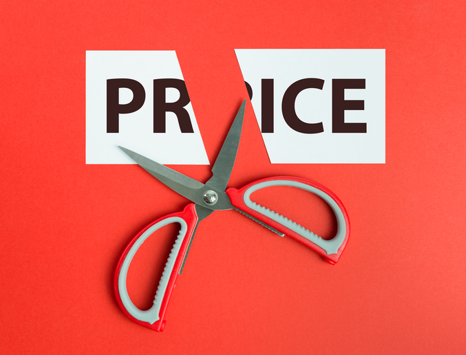 Target price cuts