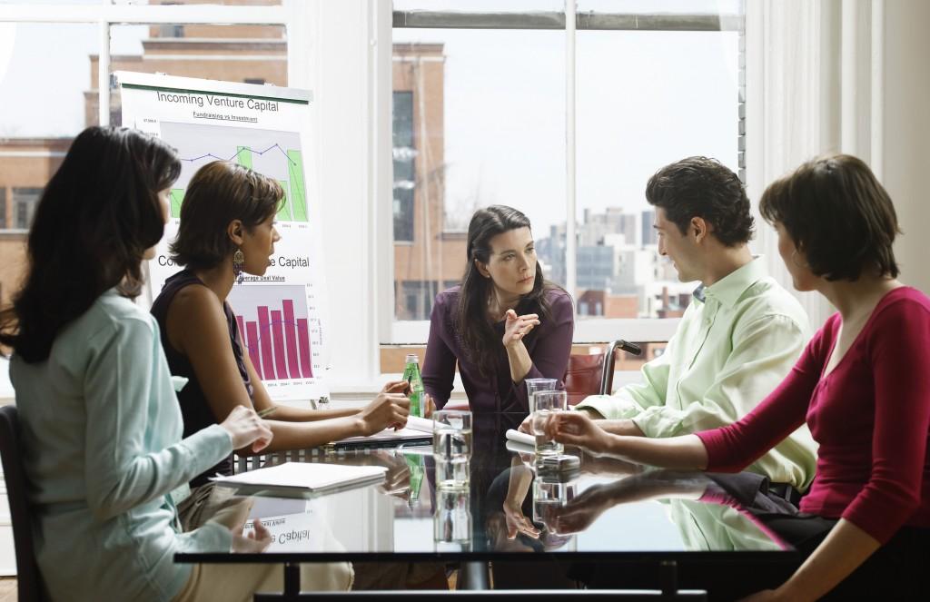 Millennials, Finance team