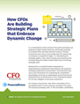 How CFOs Are Building Strategic Plans that Embrace Dynamic Change