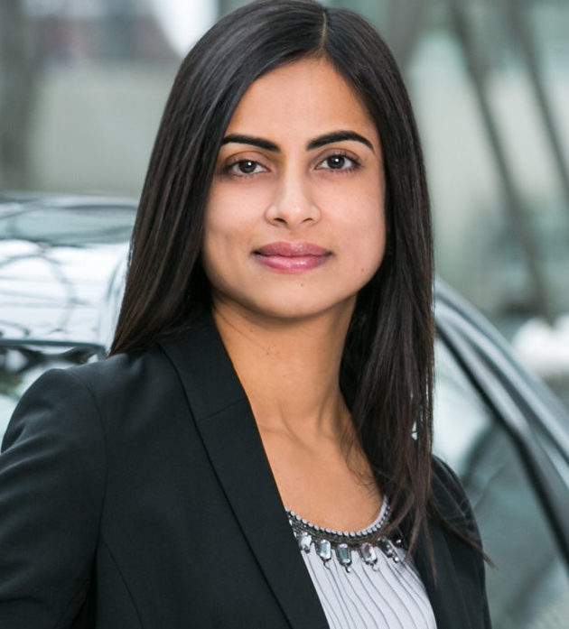 Indian Dhivya Suryadevara named GM's CFO