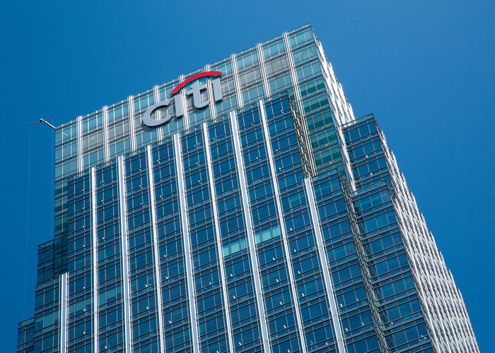 Citigroup building poor internal controls