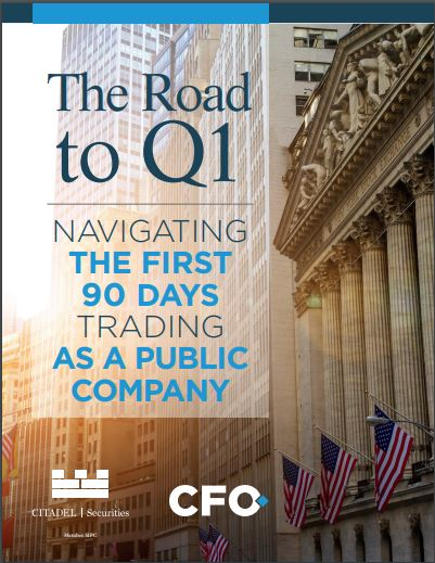 The Road to Q1: Navigating the First 90 Days Trading As A