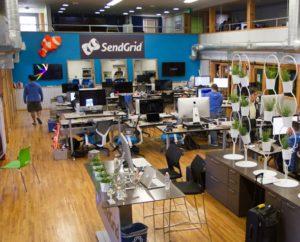 SendGrid offices