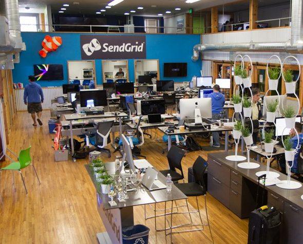 Flipboard Cloud Software Firm Twilio To Buy Sendgrid In