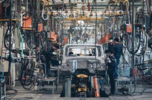 car factory orders