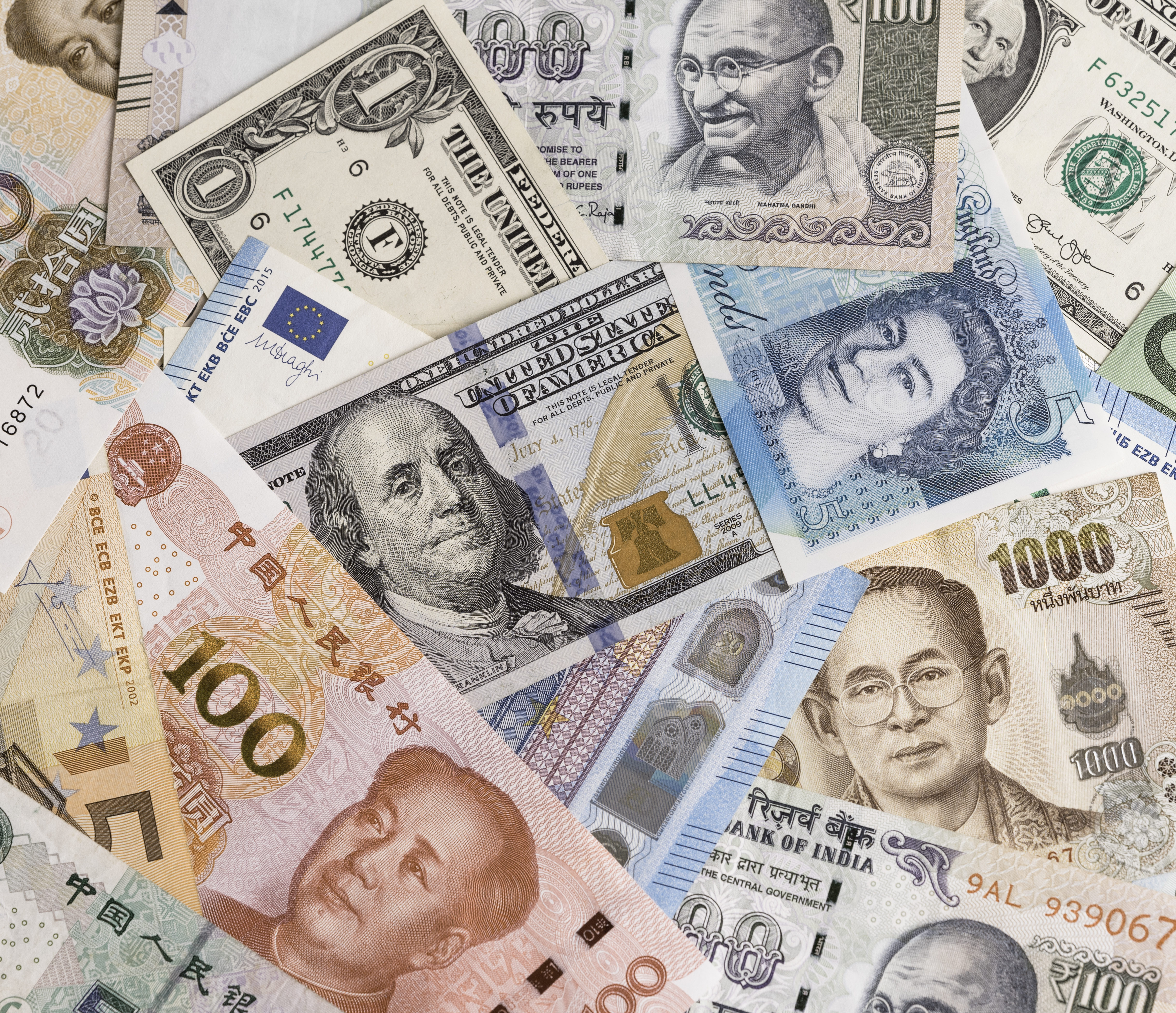 Currency Risk Is Mounting As Value Of