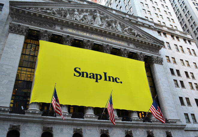 CFO Stone Leaving Snap After Only 8 Months - CFO
