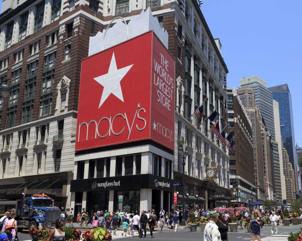 1a16e94592829 Macy s said Tuesday it will eliminate about 100 management jobs as it seeks  to cut costs amid stagnant sales.
