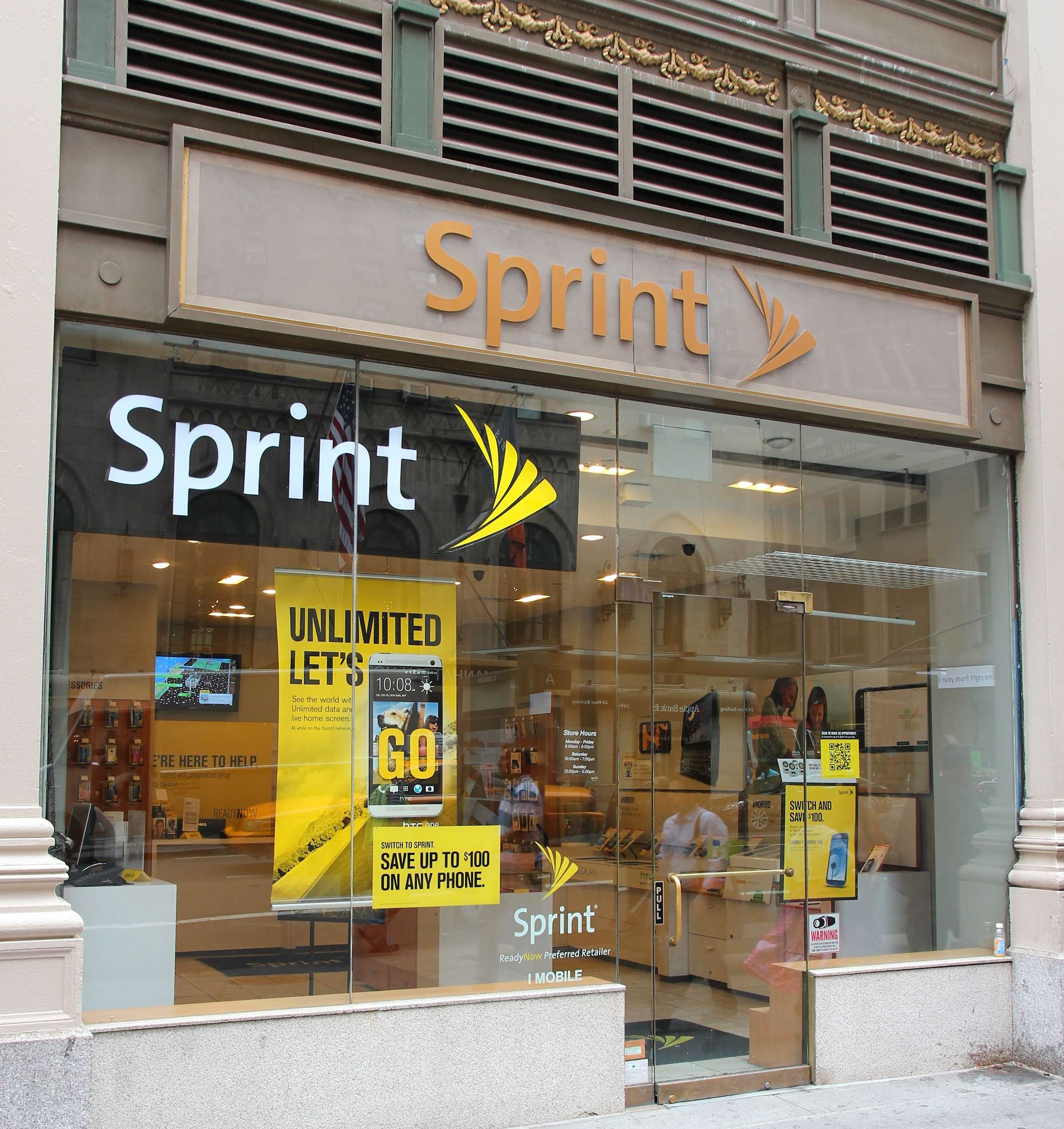 Sprint sues AT&T, claims '5G E' branding is false advertising