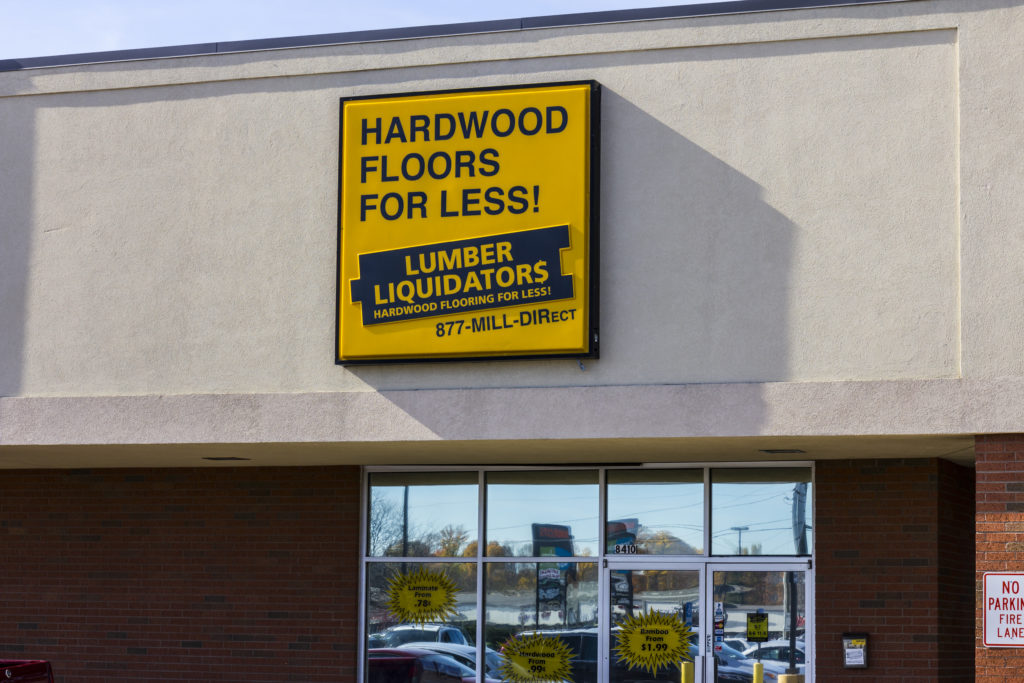Lumber Liquidators Settles Fraud Case for $33M - CFO