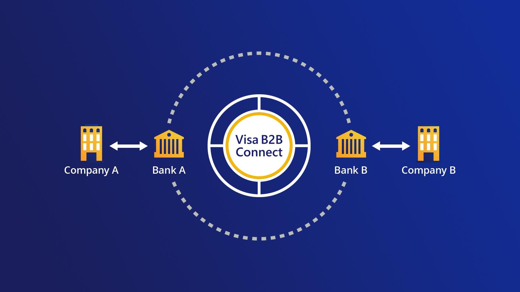 visa rolls out crossborder b2b network  cfo