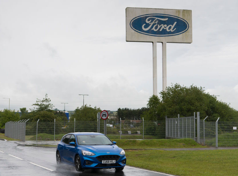 Ford to Cut 12,000 Jobs in Europe - CFO