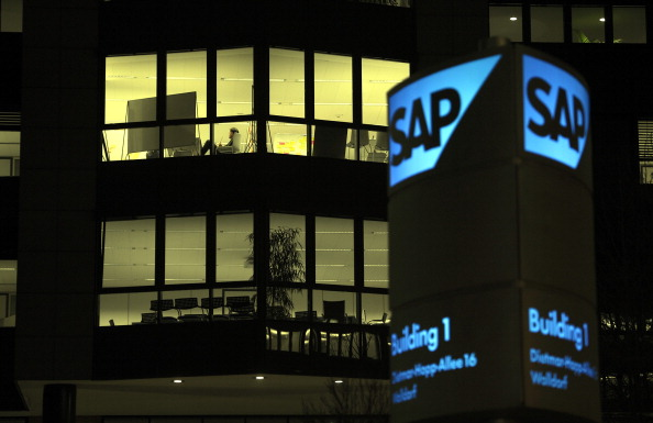 SAP Software Sales Dip in Asia Amid Trade Feud - CFO