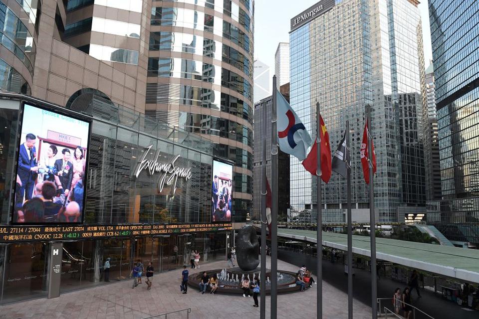 Hong Kong's Stock Exchange Makes $37B Bid for London Stock Exchange