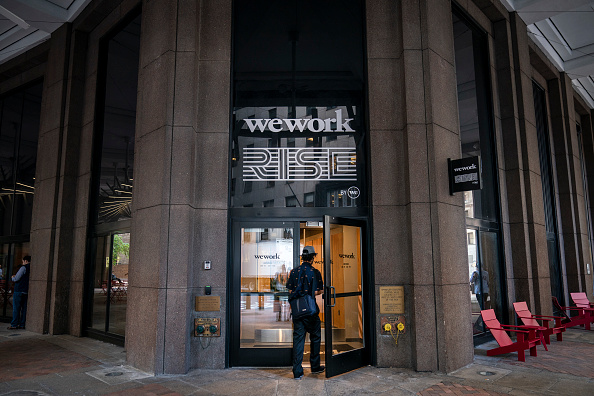 WeWork Valuation Could Fall as Low as $10B in IPO - CFO