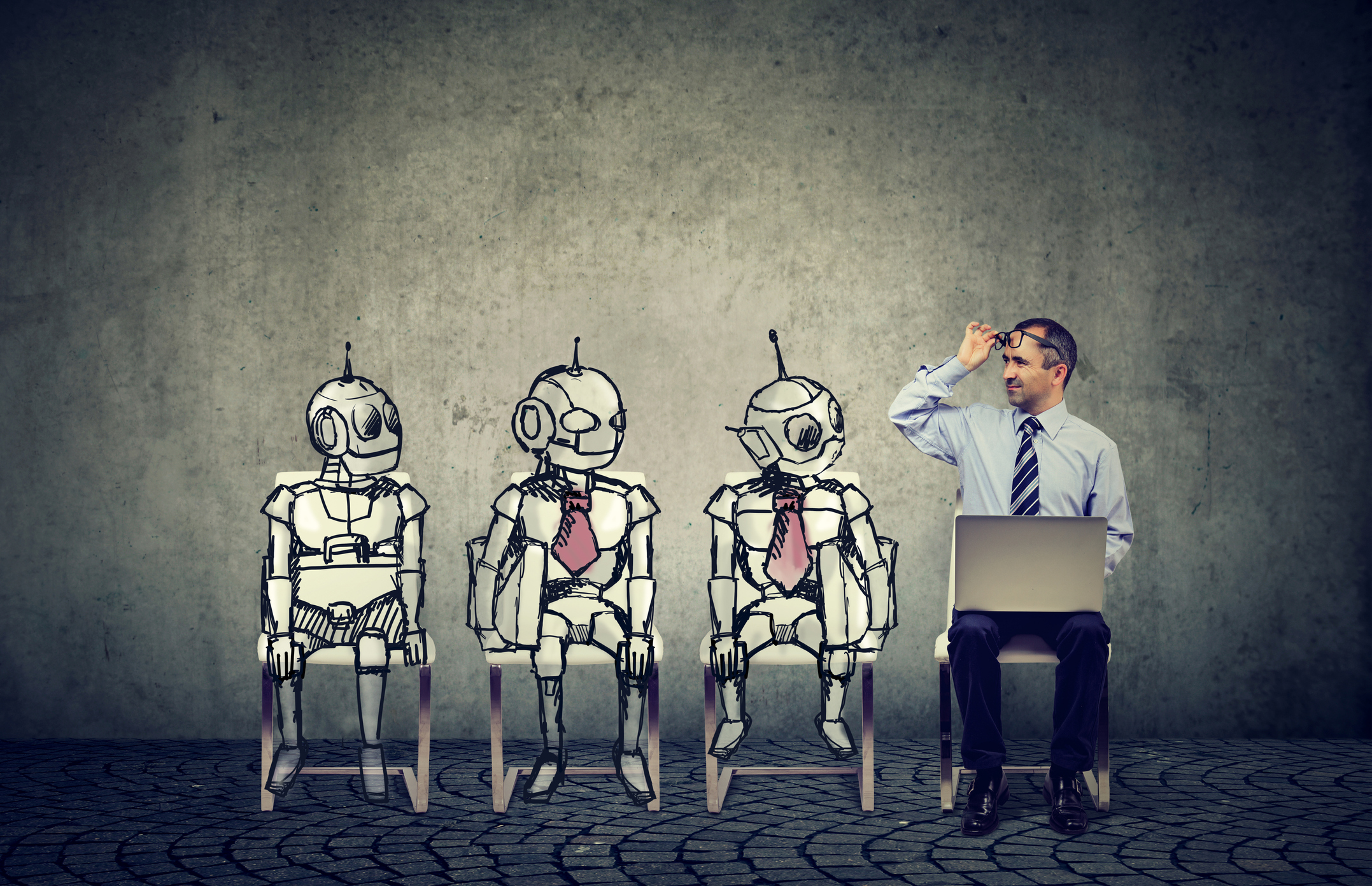 Avoiding the 'Robocalypse' - CFO