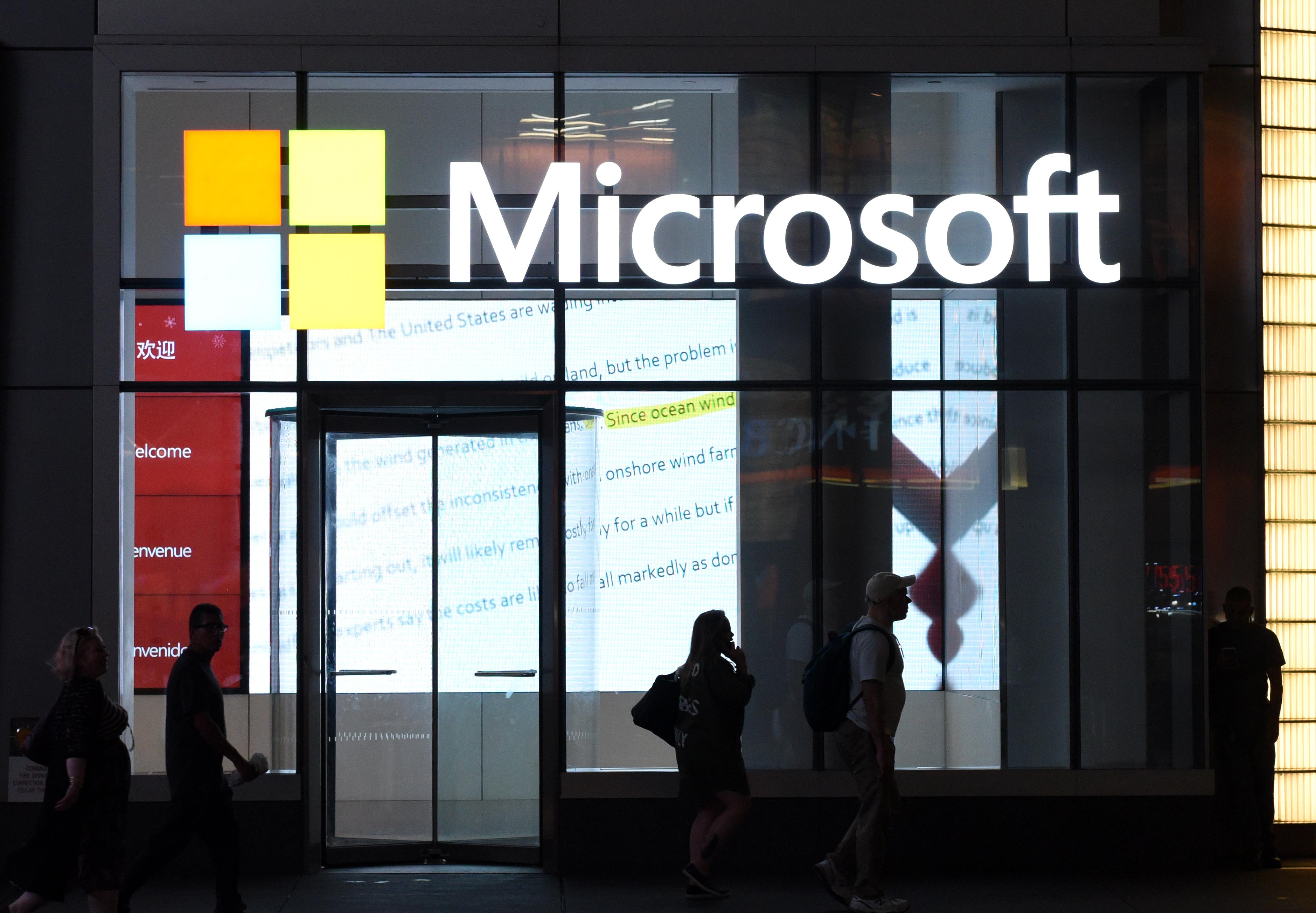 Microsoft Unveils Plan to Go 'Carbon Negative' - CFO