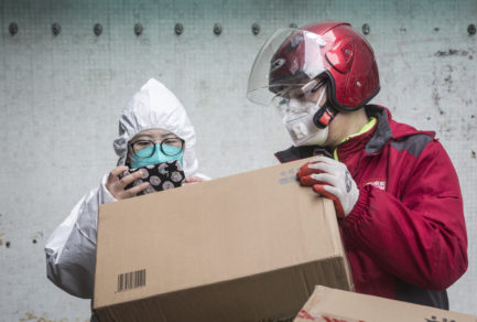 E-commerce Companies in China Offer Jobs Amid Coronavirus Outbreak
