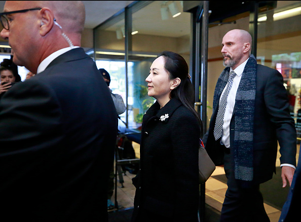 Huawei Hit With New Charges; CFO Named as Defendant