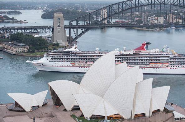 Carnival Loses $4B Amid Ship Lockdowns
