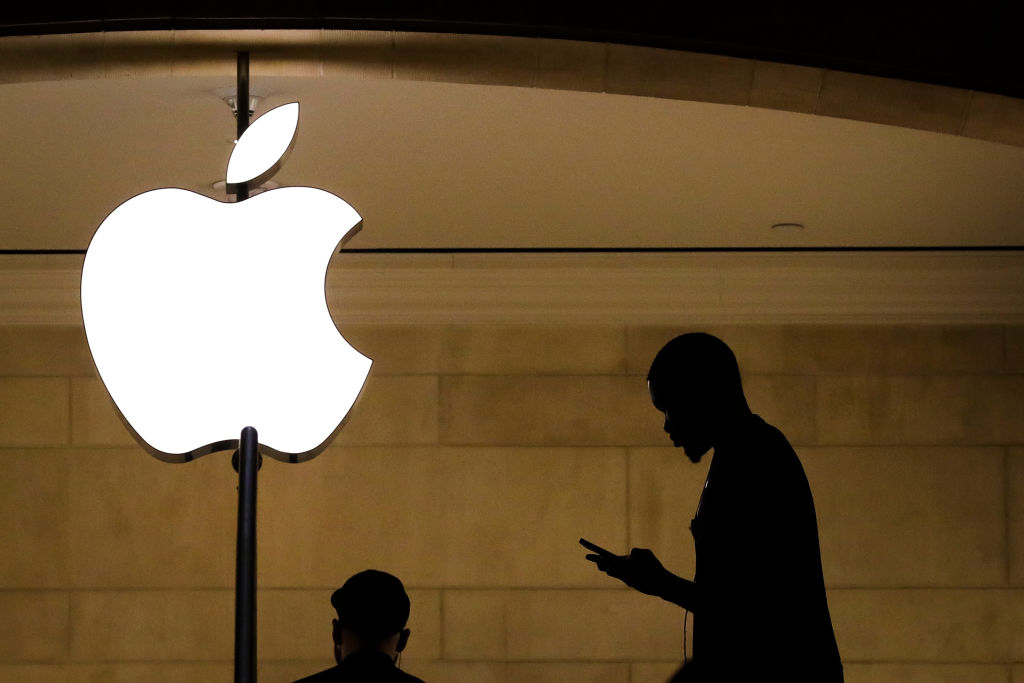 Stay-at-Home Demand Drives Apple Growth